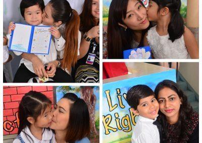 Preschool Mother's Day Program  On August 10, 2017
