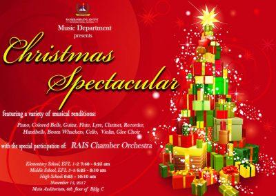 RAIS Christmas Spectacular 2017