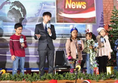 annual christmas program 2017-12
