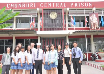 chonburi women prison2017-1