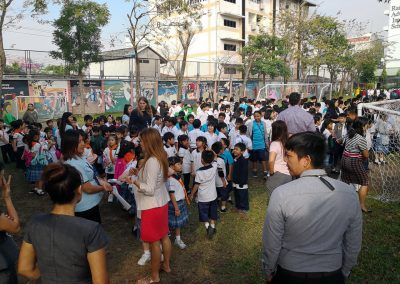 Fire Drill On January 16, 2018