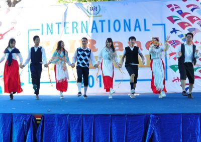 International Fair & Festival On January 19, 2018