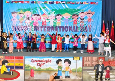 Preschool International Day On January 18, 2018