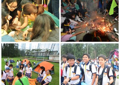 Pathfinder Camp On January 31 – February 2 , 2018 @The Pine Resort