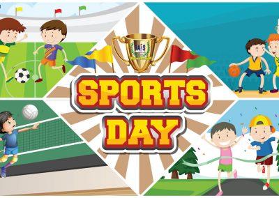 RAIS Sports Days ASPIRE. BELIEVE. ACHIEVE.