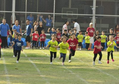 Sports Day on February 14-15, 2018