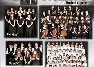 Religious Musical Concert on April 28, 2018