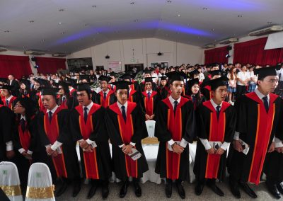 Baccalaureate Service on May 9, 2018