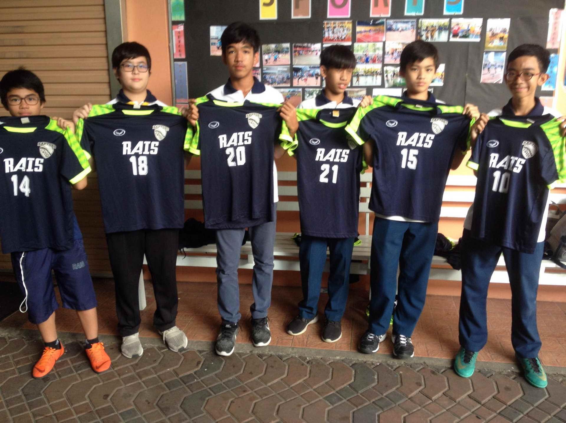 RAIS Scores a Grand Slam in International Schools Athletic ...