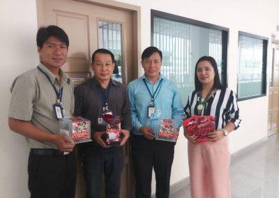 Operation Blessing Foundation (Thailand) Visits RAIS