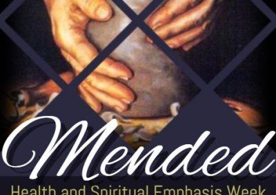 Health and Spiritual Emphasis Week