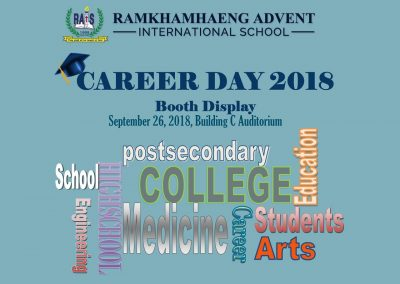 Career Day Program