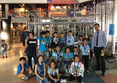 Field Trip for Summer English Program on October 12, 2018