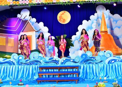 Loy Krathong Program on November 22, 2018