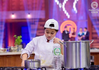 To Pattie, the Masterchef Junior Champion for this season, congratulations on your triumph! You have made us all proud. May today's success be the beginning of tomorrow's achievements.