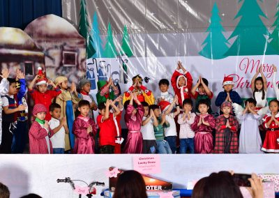 Preschool Christmas Program on December 14, 2018