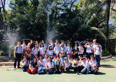 Field Trip for Grades 1-2 & EFL on January 24, 2019