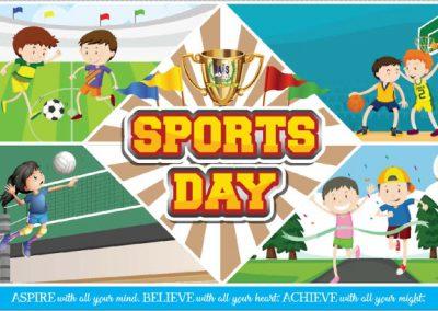 RAIS Sports Day 2019