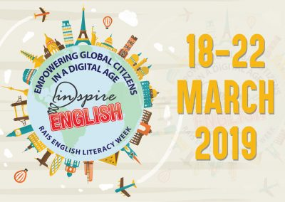 English Literacy Week 2019