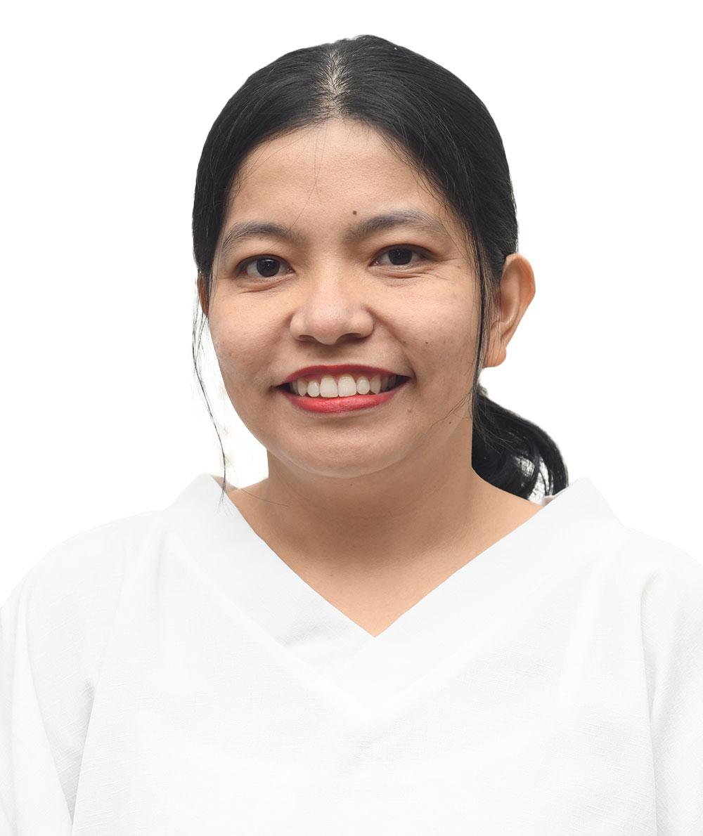 Reydilla Paculanang