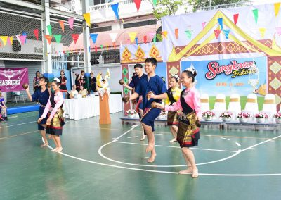 Songkran Program on April 11, 2019