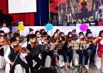 The Travelogue Recital and Concert on April 26, 2019