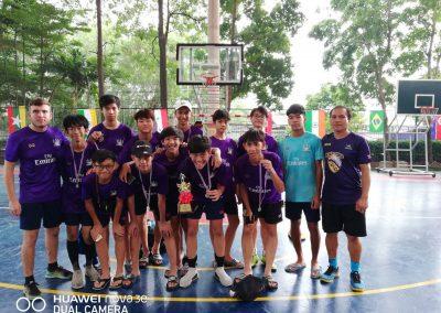 Under 15 Boys Futsal