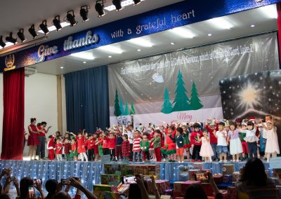 Preschool Christmas Program 2019
