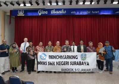 Indonesian Principals Visit RAIS