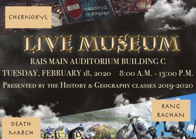 Live Museum 2020