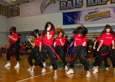 RAIS CHEERDANCE COMPETITION 21/02/20