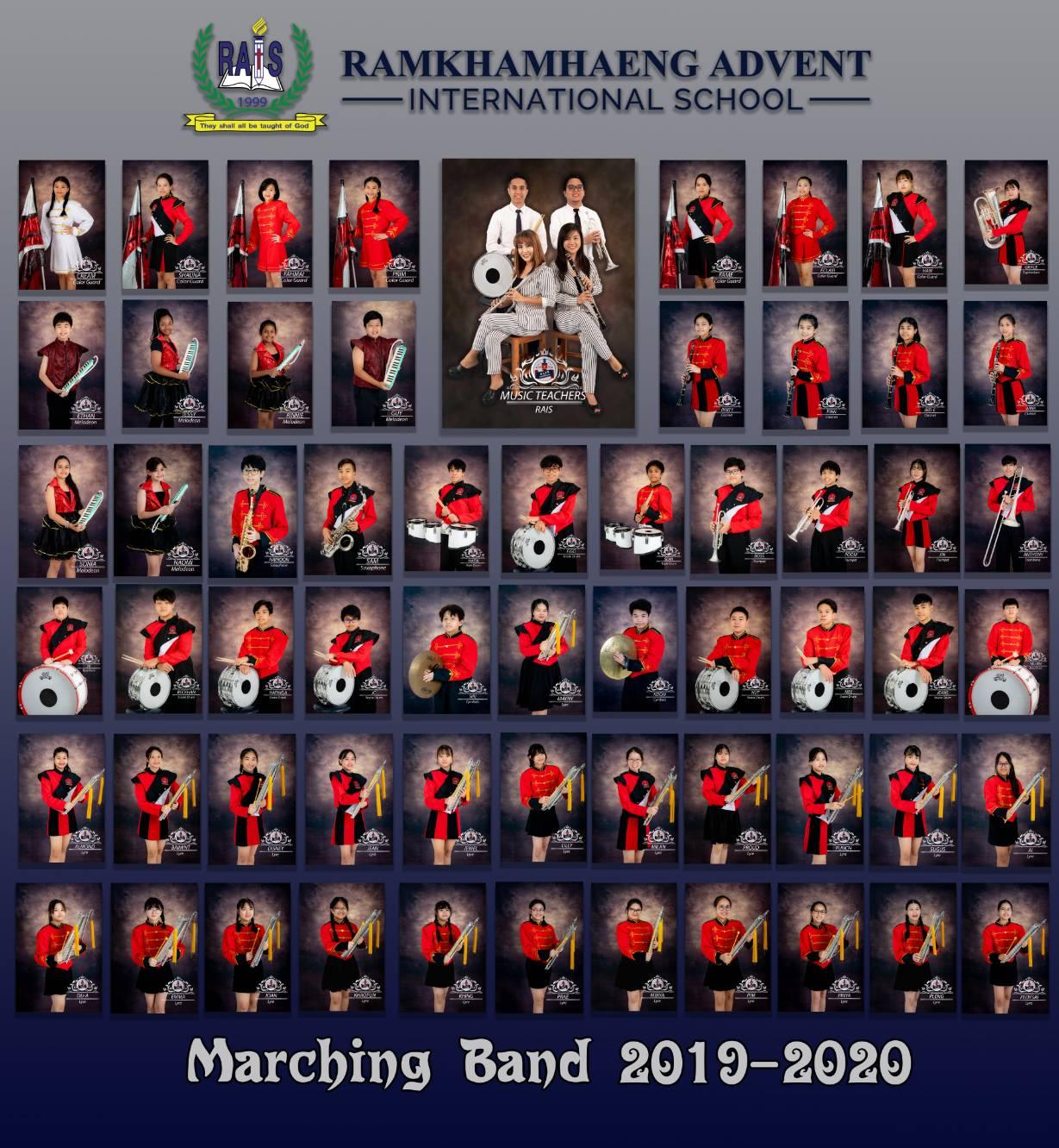 RAIS band