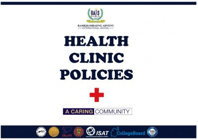 Health Clinic Policies