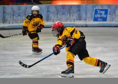 Winning on Ice