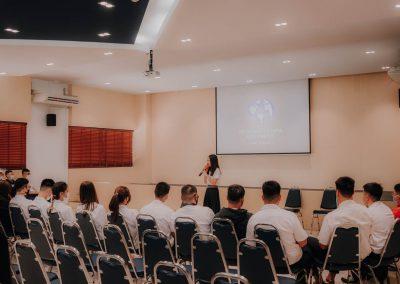Alumni Visit on November 16, 2020