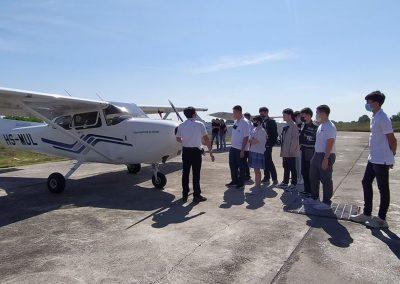 RAIS participated in IAAI- KMITL pilot camp @ Best Ocean Airpark on November 28, 2020