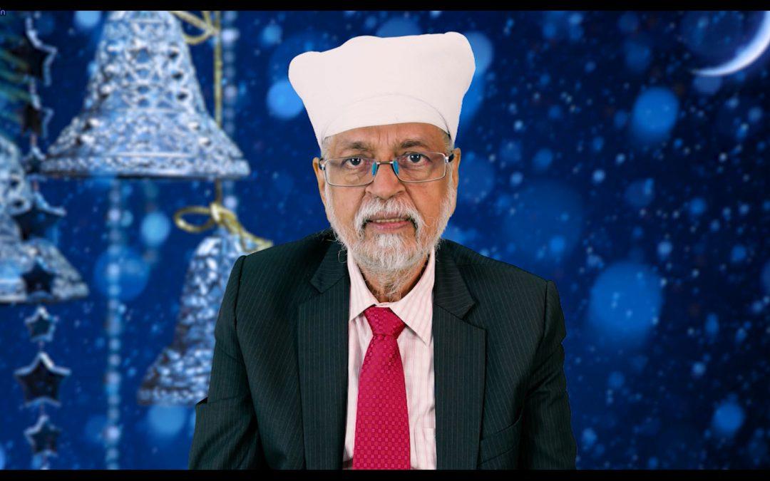 New Year Message from Mr. Udom Srikureja, Chairman of RAIS