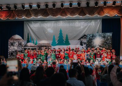 The Preschool Christmas Program 2020