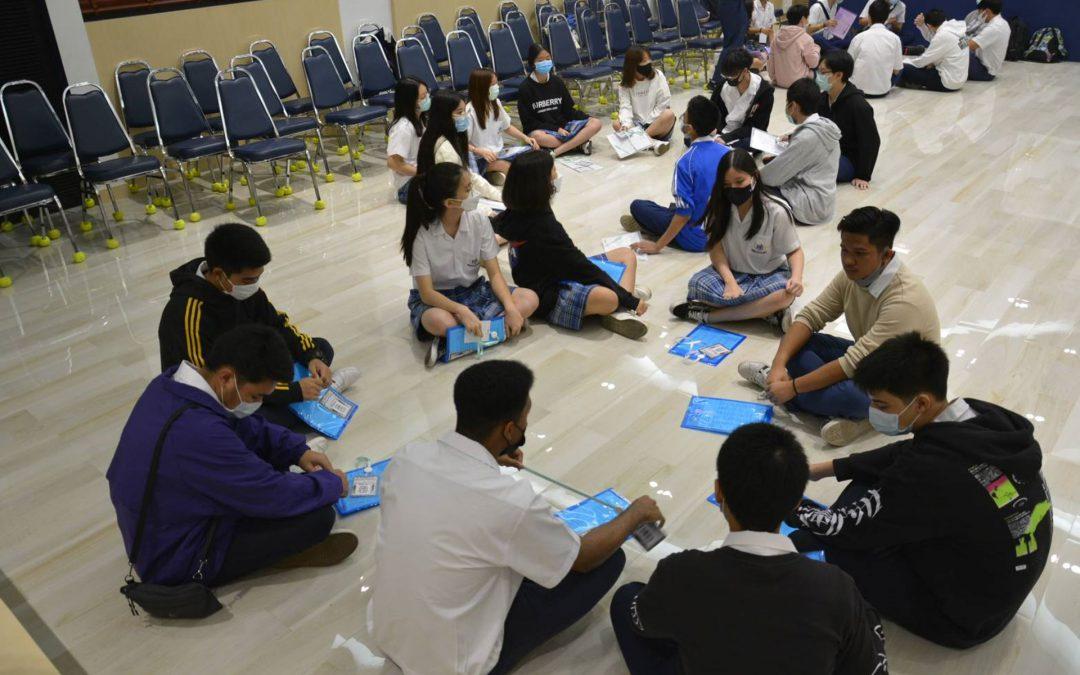 Grade 10 University Preparatory Camp on February 19, 2021