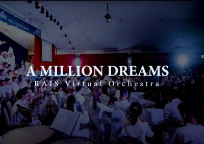 A Million Dreams at RAIS