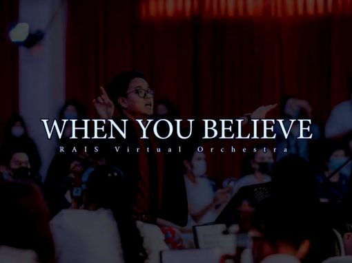 When You Believe