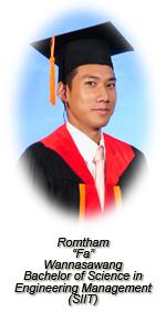 Romtharn Wannasawang