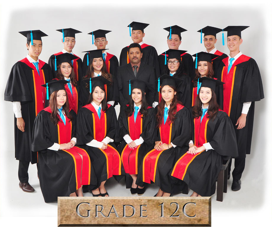 Alumni School Year 2013-2014 Grade 12C
