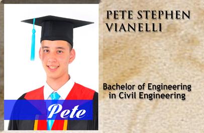 Pete Stephen Vianelli