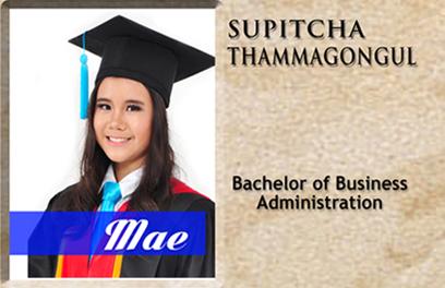 Supitcha Thammagongul