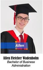 Allen Fletcher Wadenholm